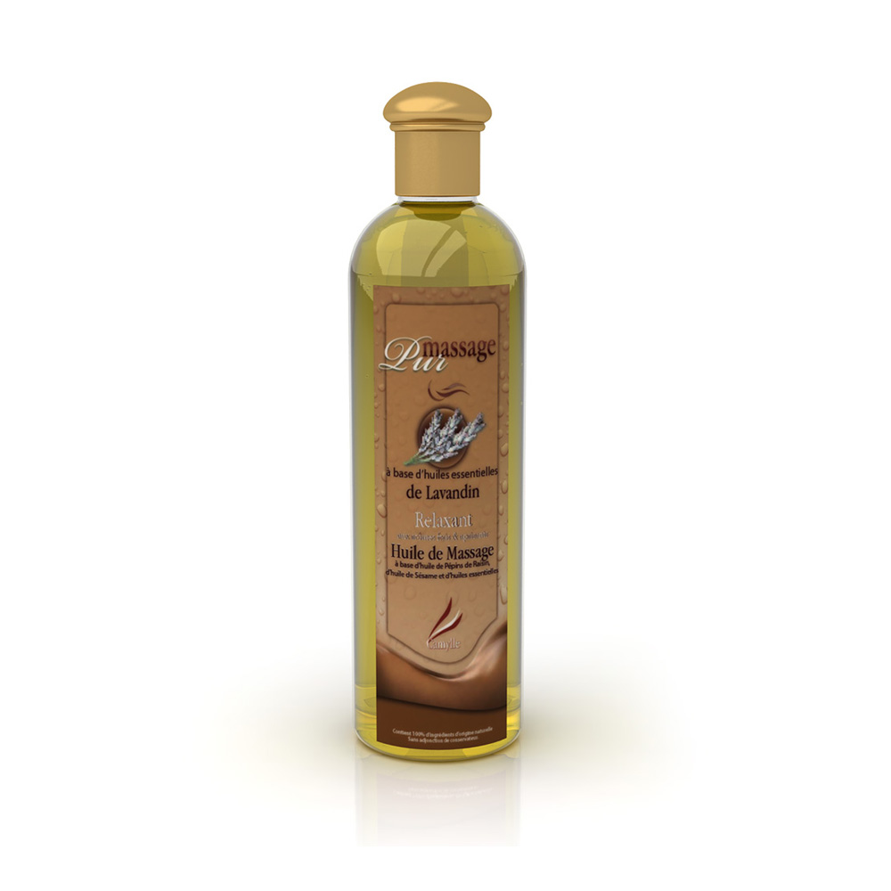 Pur massage Levandule 250 ml