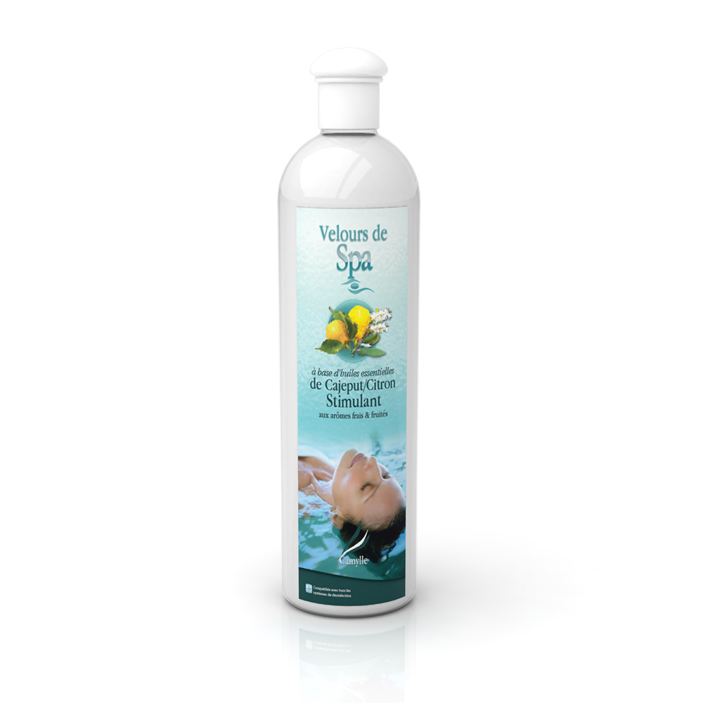 Velours de Spa Cajeput/citron 500 ml