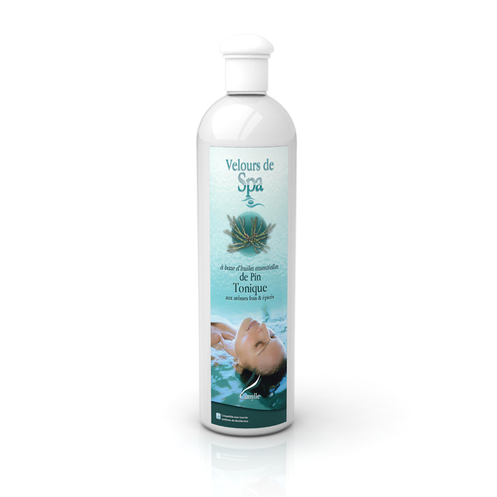Velours de Spa Borovice 500  ml